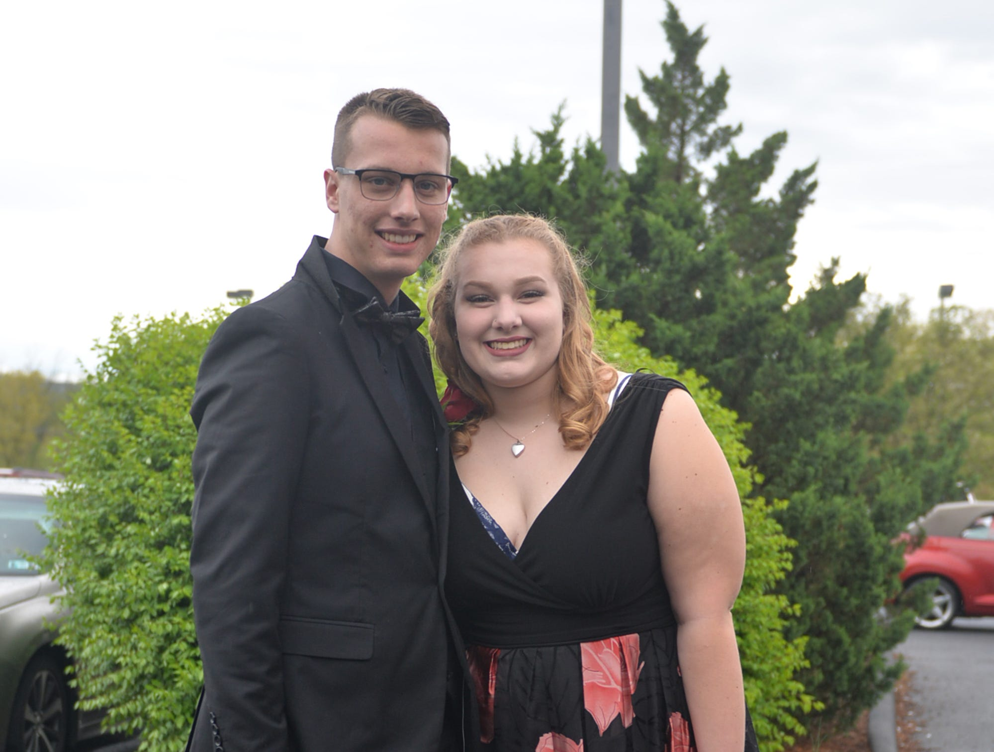 The Northern Lebanon High School Prom was held at the Holiday Inn Harrisburg at Grantville, PA on Friday, April 26, 2019.