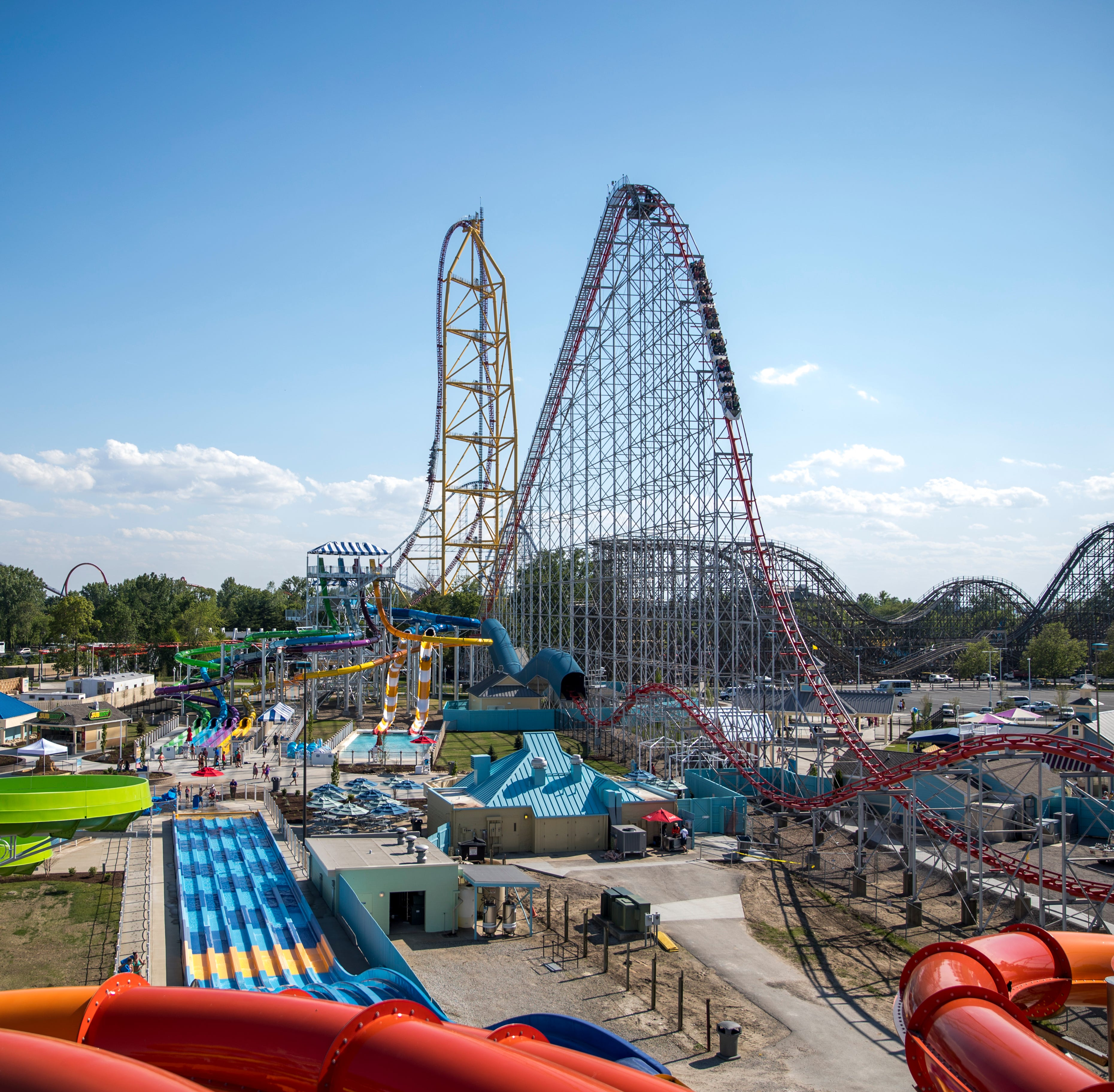 Monster trucks, escape rooms and more: What's new at Cedar Point in 2019?