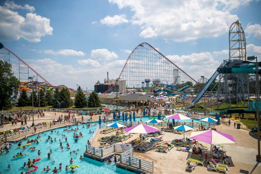 "Cedar Point is offering a ""WILD CARD"" deal, which grants unlimited visits to the park from opening day through June 30 for $59.99, but does not include the Cedar Point Shores water park or parking."