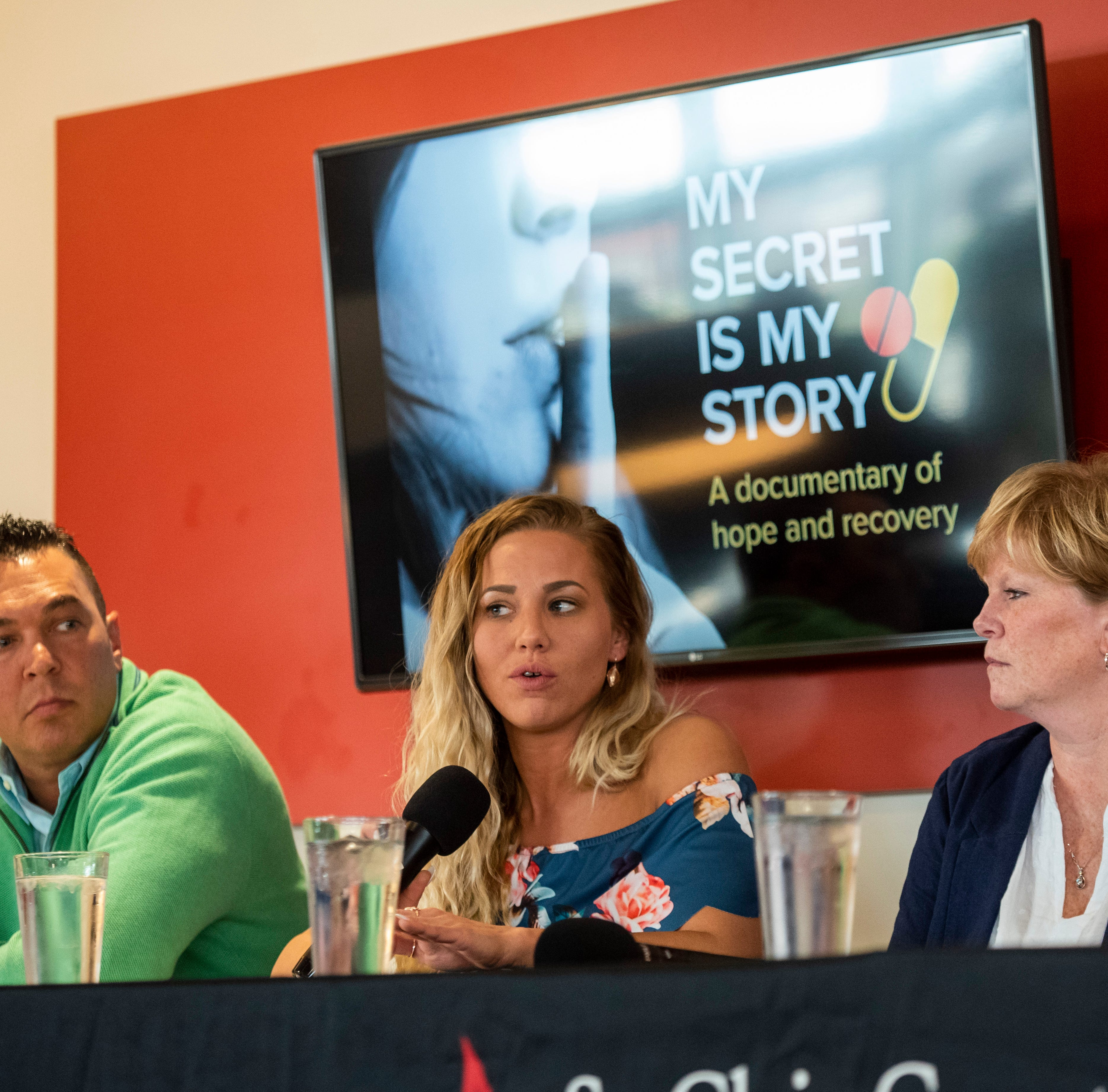Addiction recovery documentary premiers at Sperry's