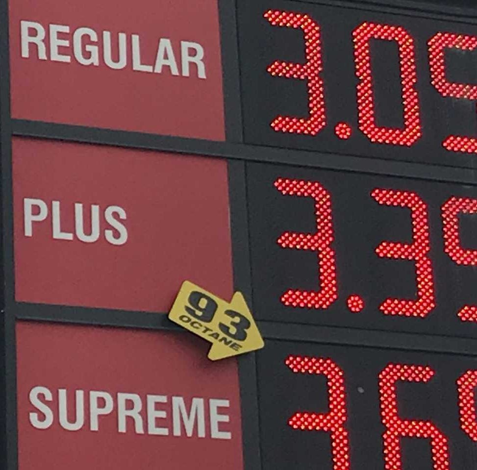 Gas prices in Franklin County surpass the $3 mark: Here's why