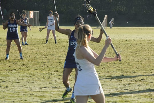 The Nevada women's lacrosse team will play for the national championship in May in Virginia.