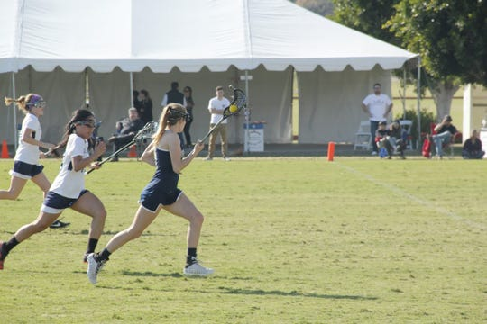 The Nevada women's lacrosse team will be playing for a national title.
