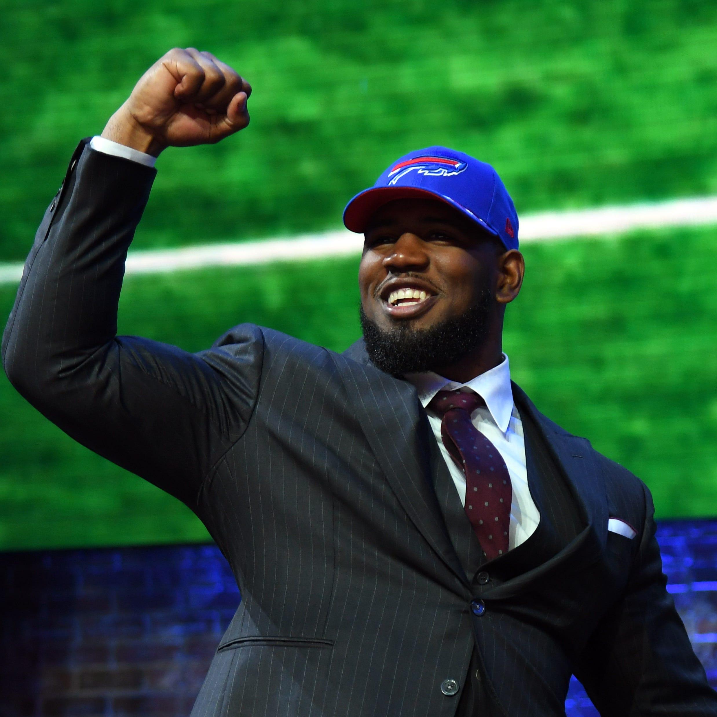 Buffalo Bills sign Ed Oliver, six other 2019 NFL Draft picks