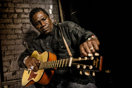 Cleavant Derricks is Son House in Geva's world premiere production.