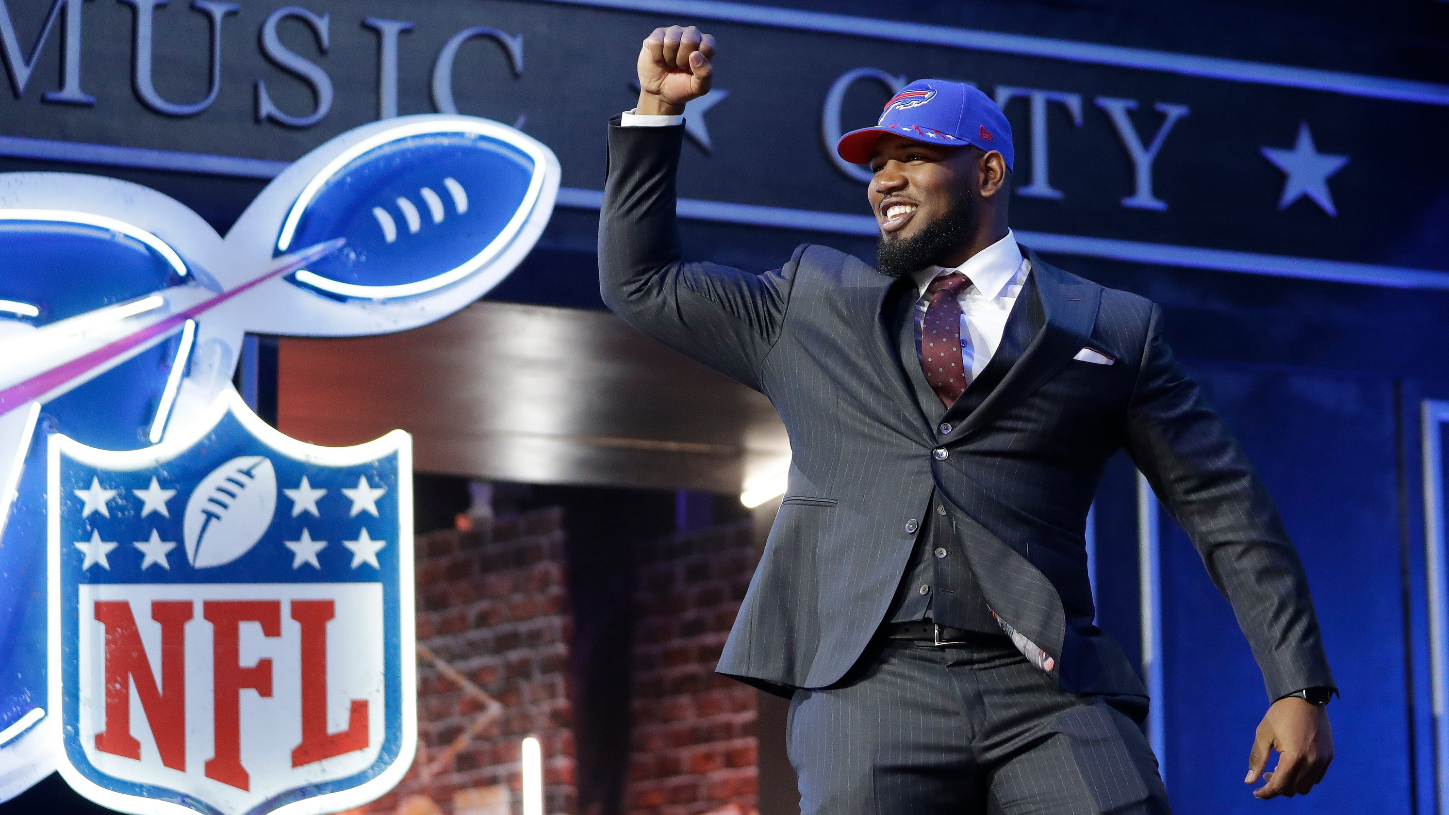 41c04b43 Ed Oliver, Buffalo Bills NFL draft pick: 5 things to know