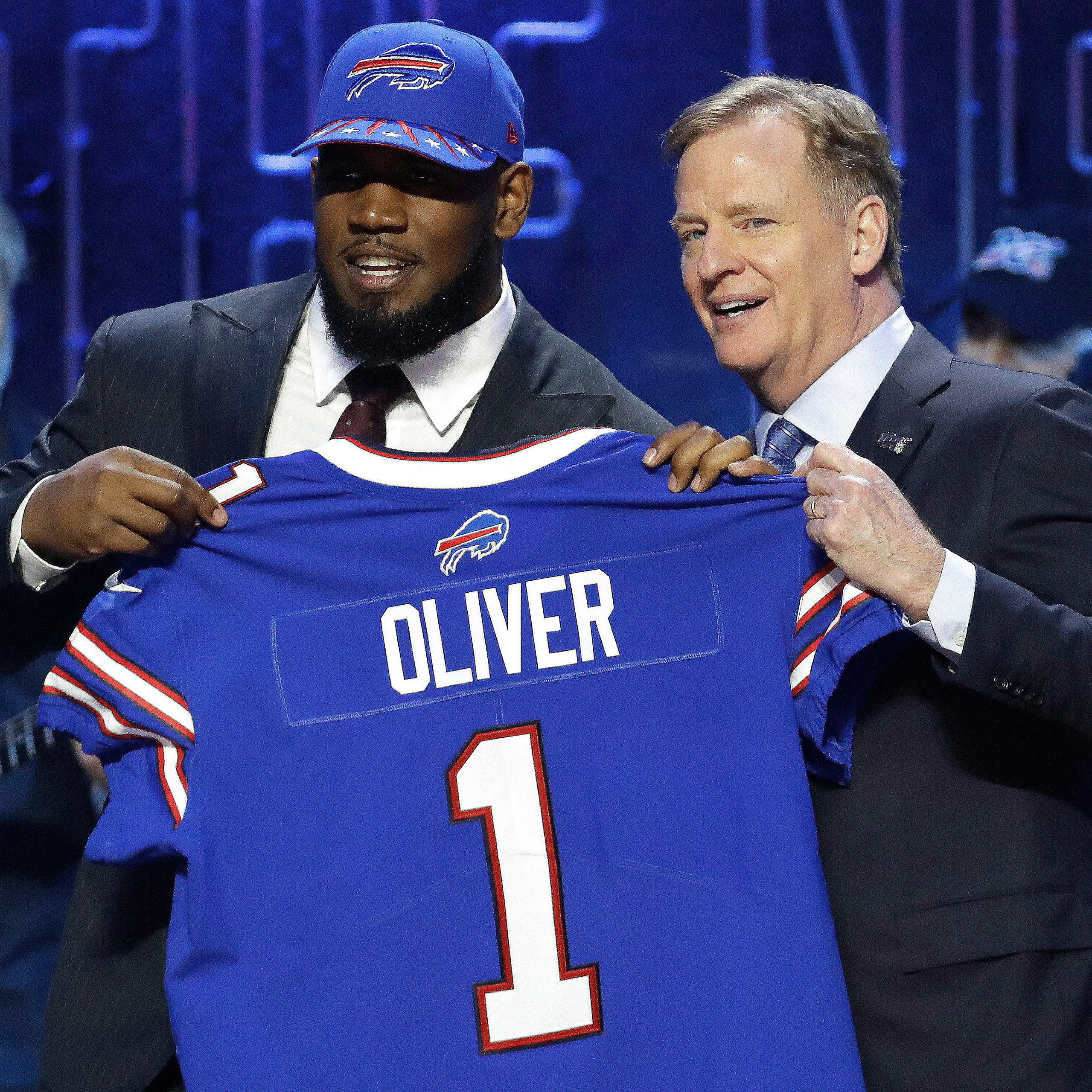 Experts say Buffalo Bills got an 'absolute steal' in first-round pick Ed Oliver