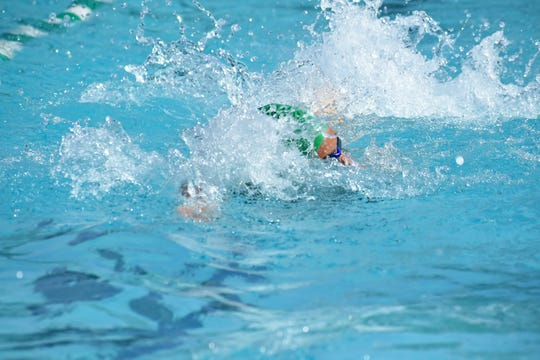 Arista's years of experience before coming to Alisal helped her hit the ground running last spring in her first high school swim season.