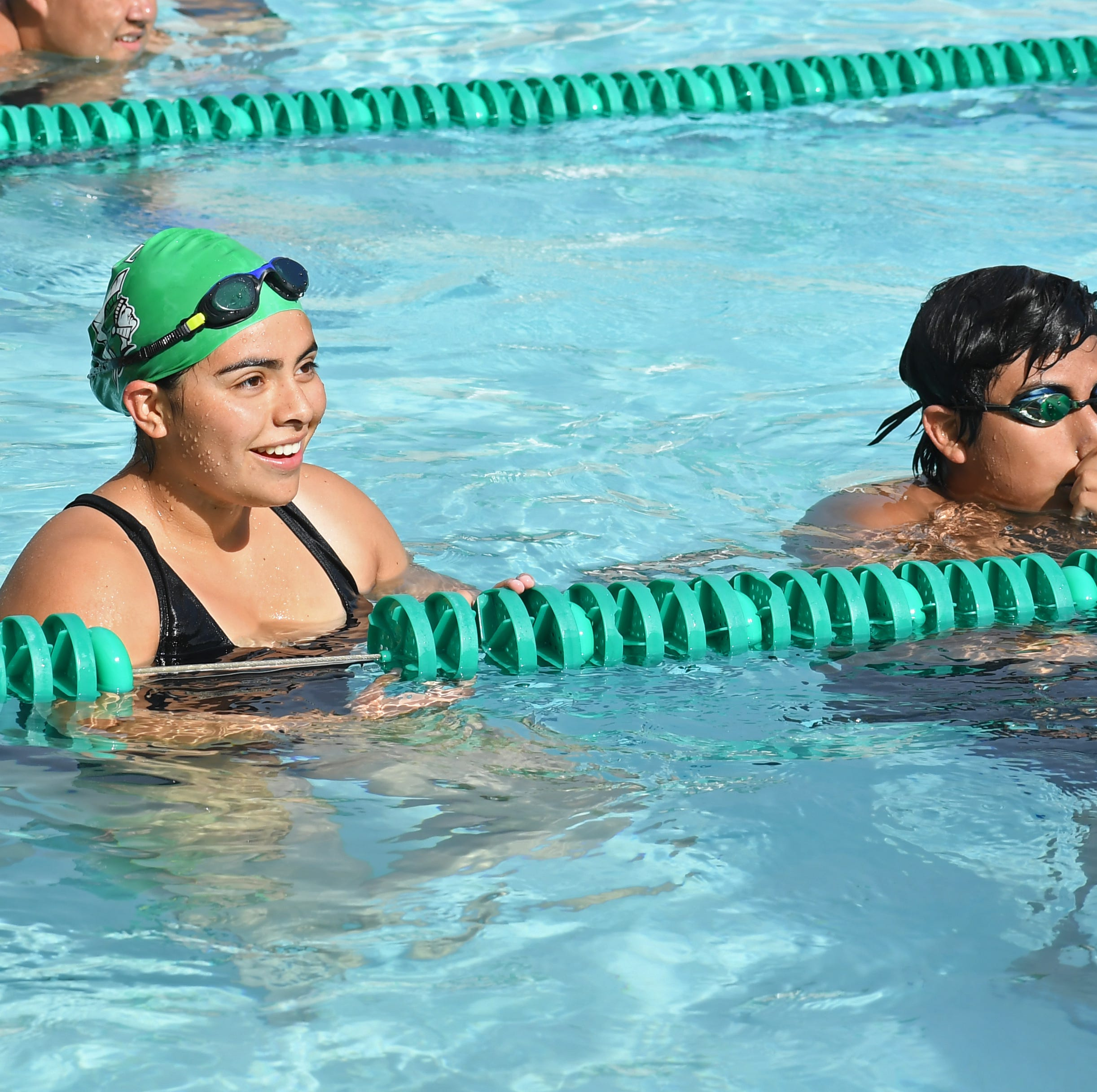 Alisal sophomore already one of the greatest swimmers in the school's history