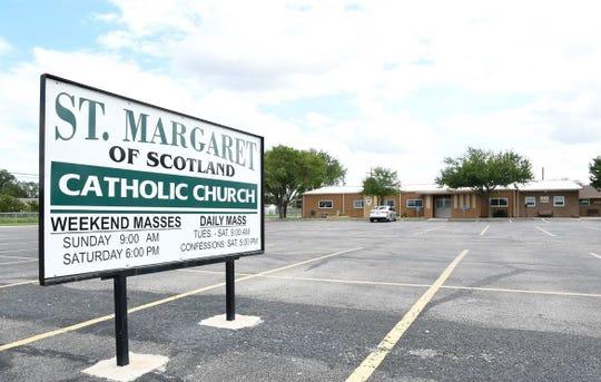 St. Margaret of Scotland was originally by Bishop Thomas J. Drury on May 23, 1965.