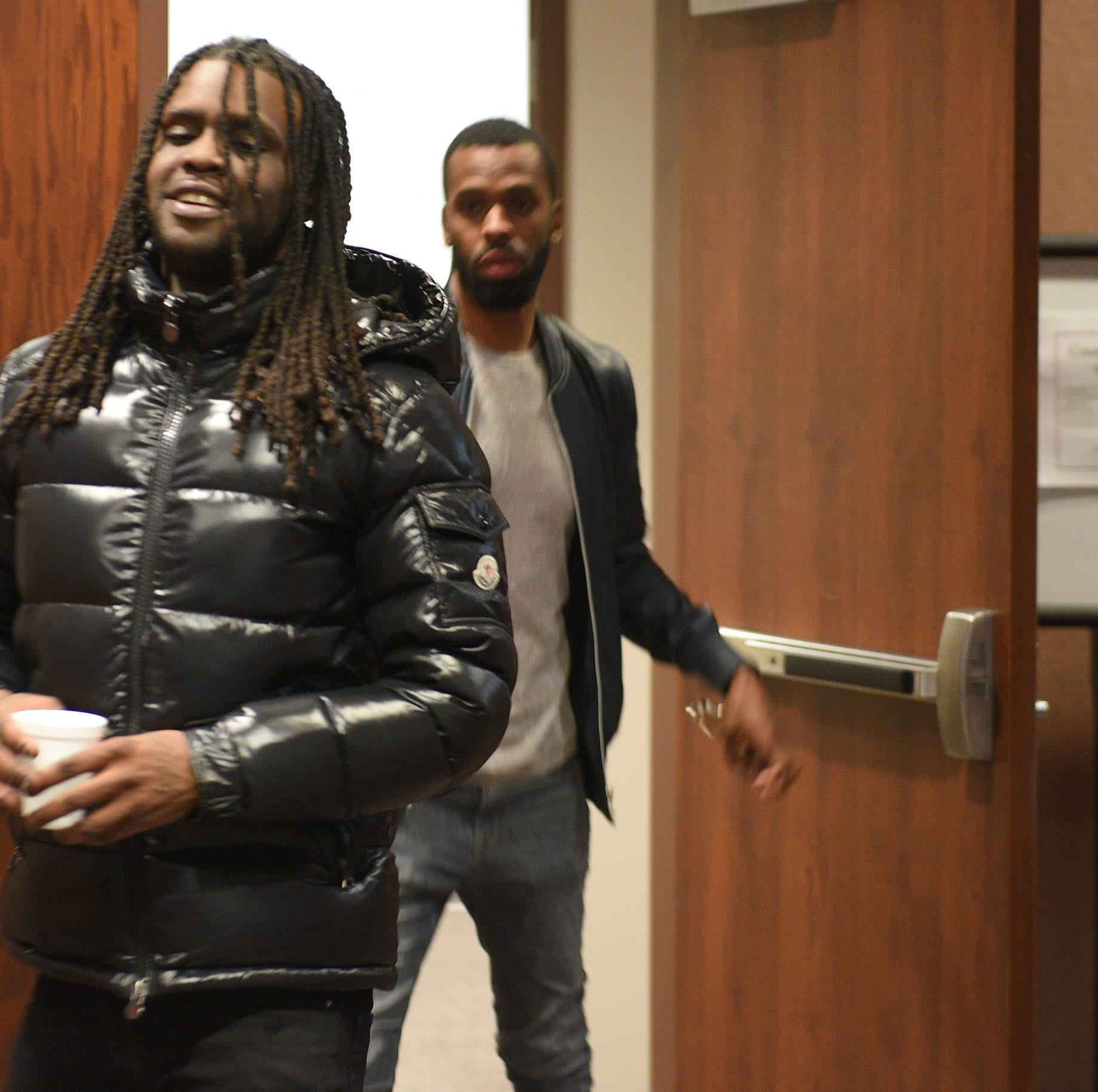 Chief Keef pleads no contest to possessing controlled substance