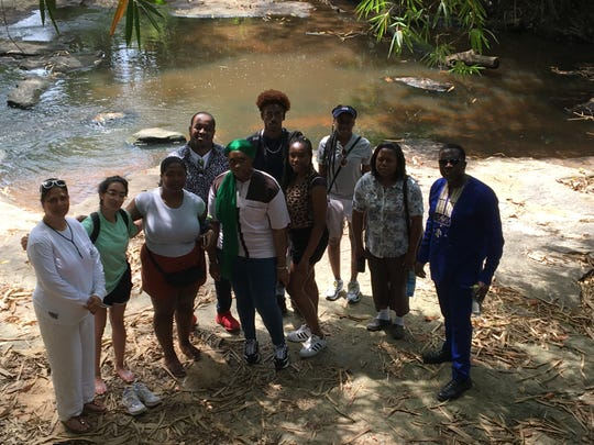 TCC students went on a trip to Ghana, West Africa, during the Spring Break of 2019.