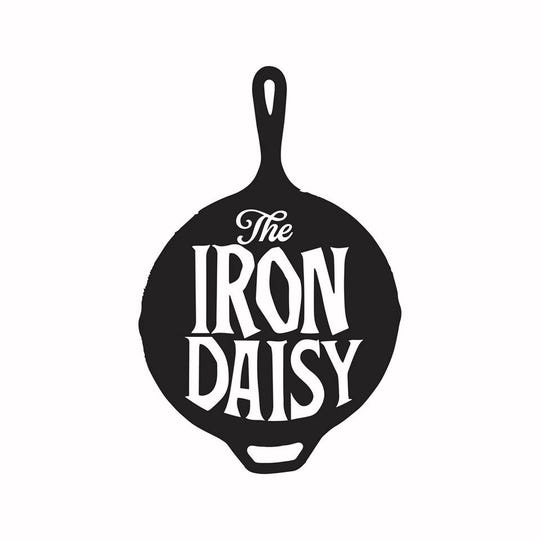 The Iron Daisy logo