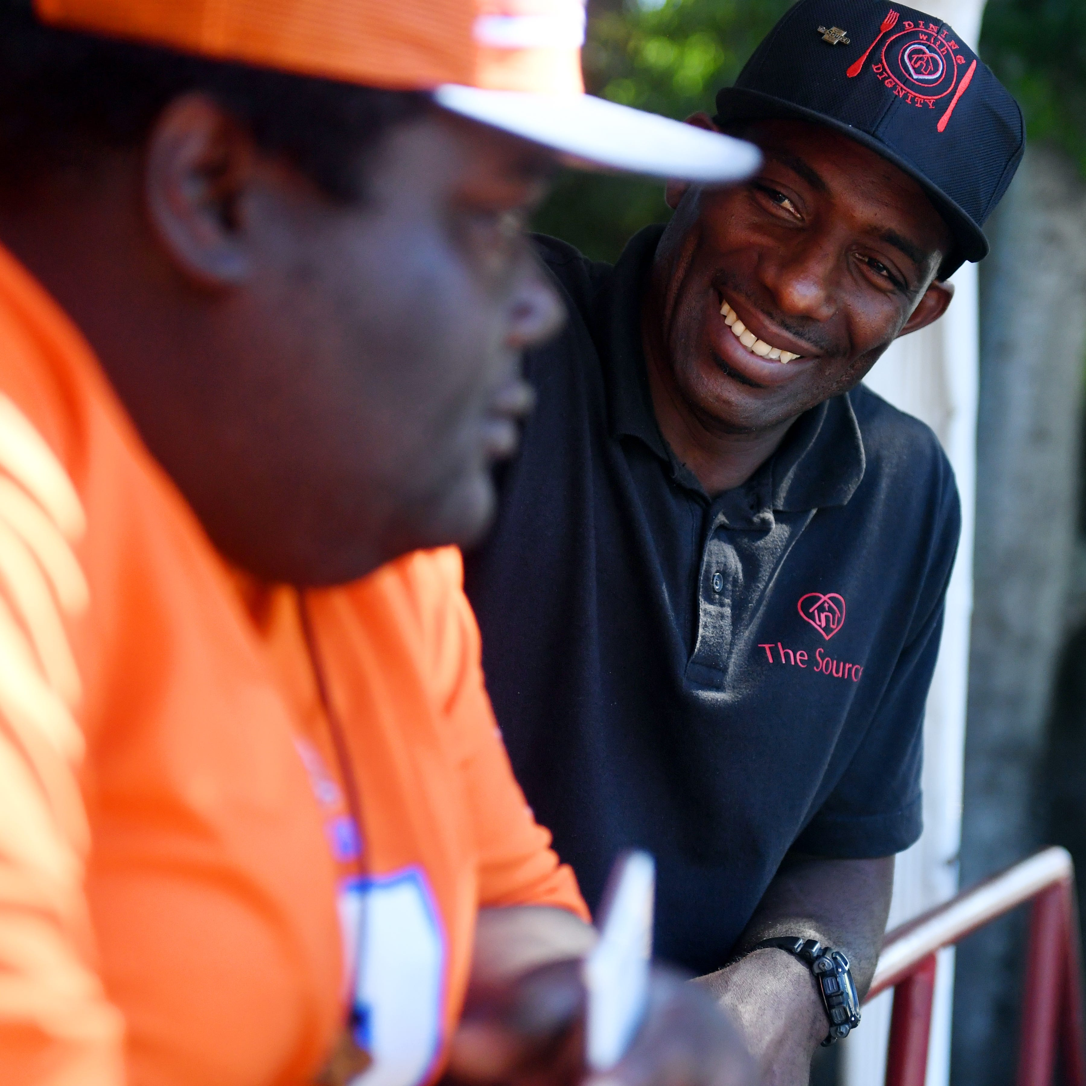 Ex-NFL, Vero Beach football player rebounds from drug addiction, homelessness; helps others