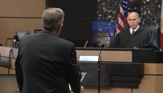 Video suppression hearing over video purported to show Robert Kraft in Jupiter spa.