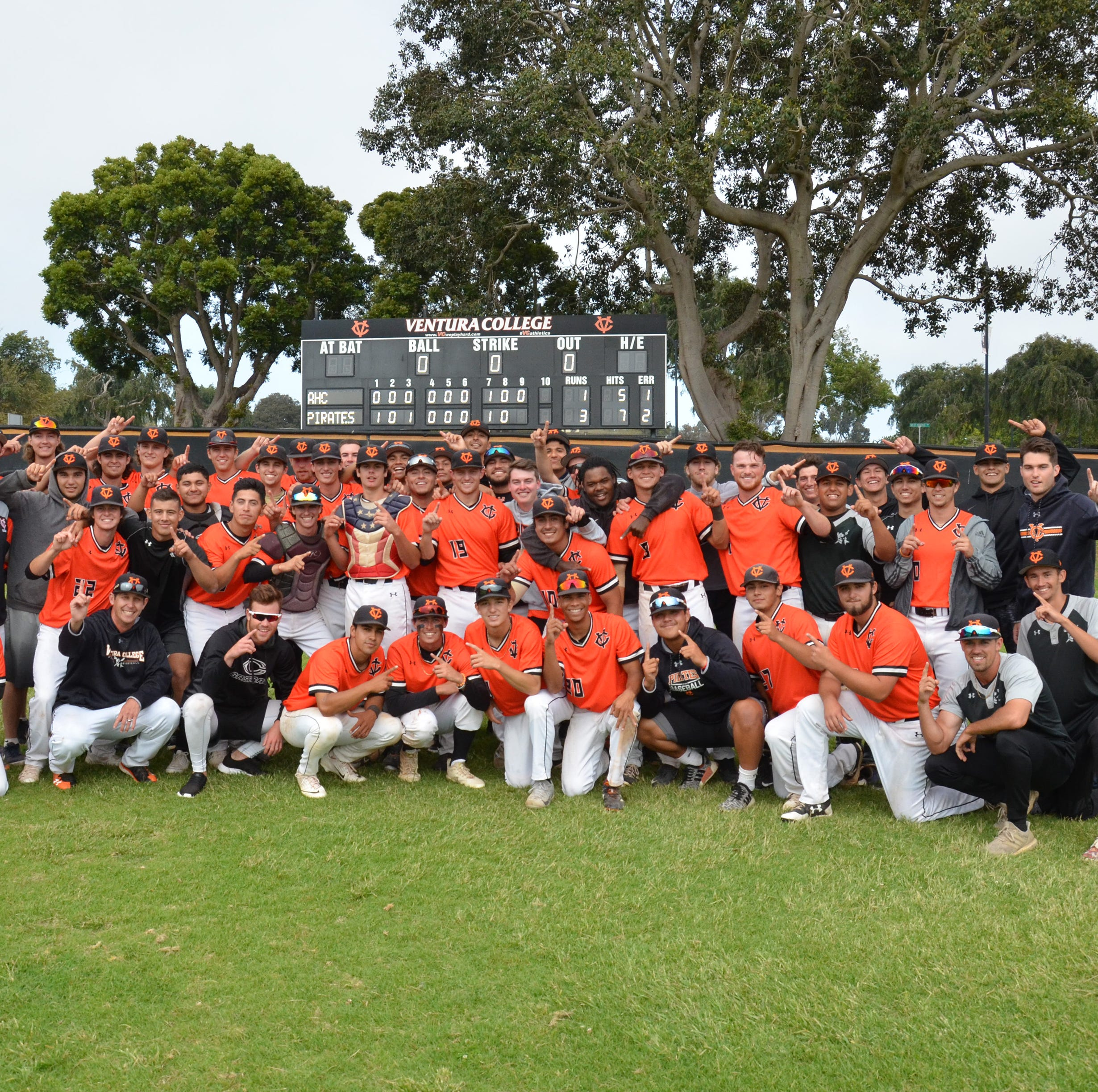 Community College notebook: Ventura College baseball wins second WSC title in 30 years