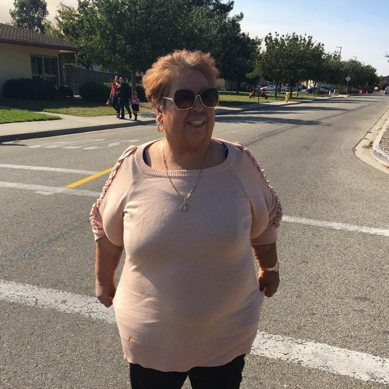 Murdered Oxnard woman, 71, remembered as 'living the American dream'