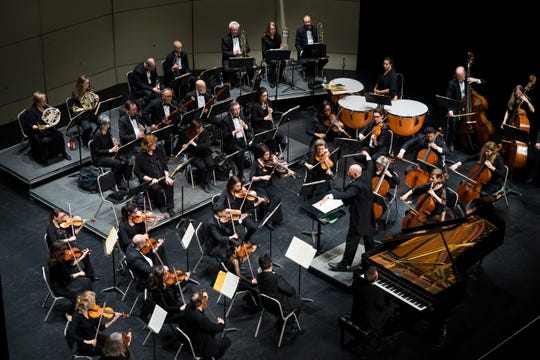The Bay Atlantic Symphony will conclude its 2018-19 season May 4 and 5 in concerts that will feature works by composers Samuel Barber,Ludwig van Beethoven and Amanda Harberg.