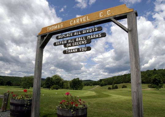 Thomas Carvel Country Club in Pine Plains