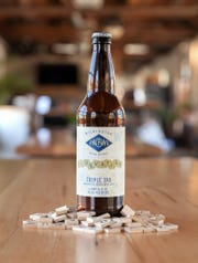 When released next week, Wilmington Brew Works' Eloquation will be the first bottle of beer from a Wilmington production brewery in 65 years.