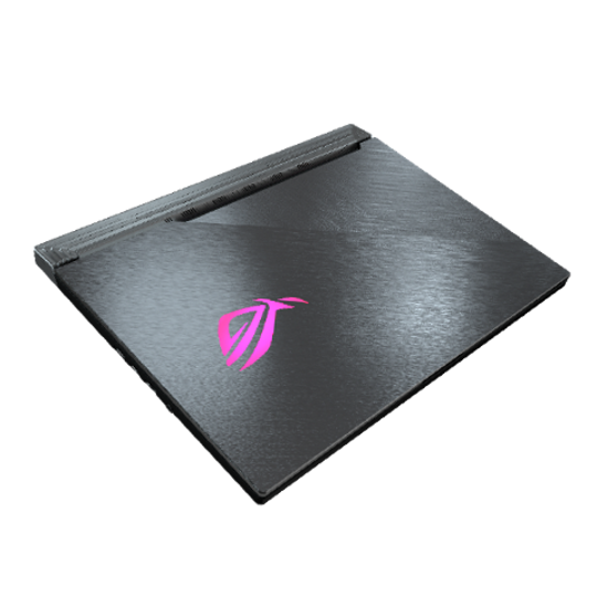 These Strix-branded gaming laptops house up to an Intel Core i9-9880H processor, up to NVIDIA GeForce RT 2070 graphics and up to a 240Hz display.