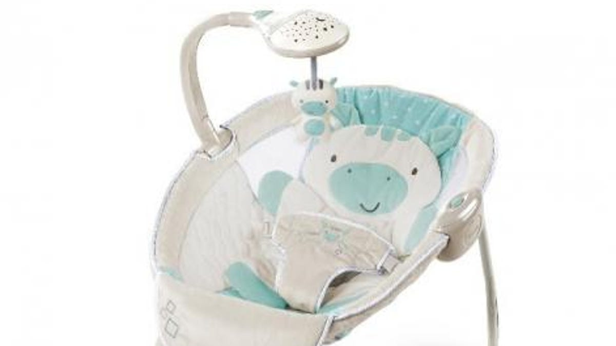 Kids Ii Inclined Sleeper Recall 700 000 Sleepers Recalled