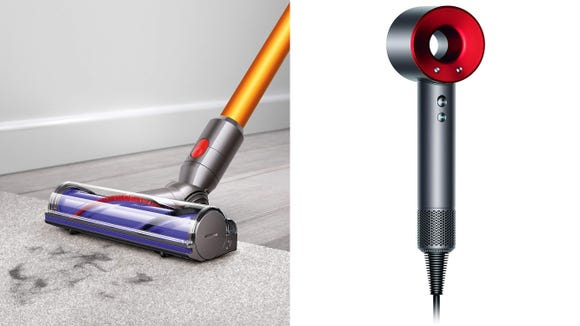 Save big on incredible Dyson vacuums and more.