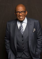 Al Roker poses for a picture on May 22, 2018.
