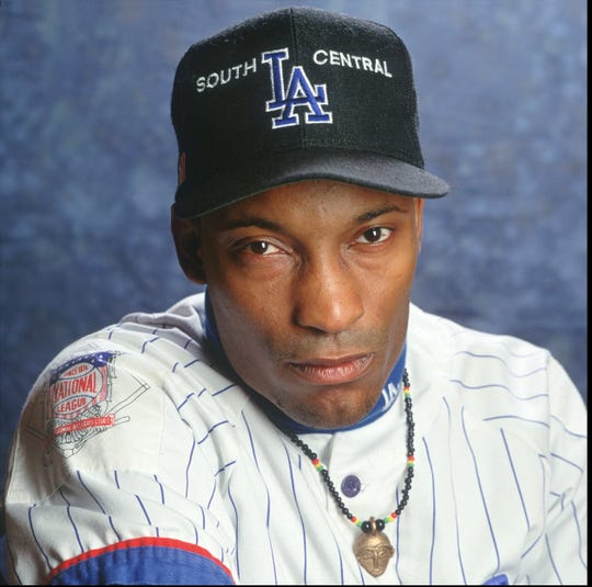 John Singleton, photographed by USA TODAY on  July 1, 1991, in Los Angeles.