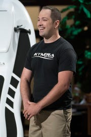 Jason Woods seeks redemption on 'Shark Tank' with his line of Kymera electric water-sports equipment.