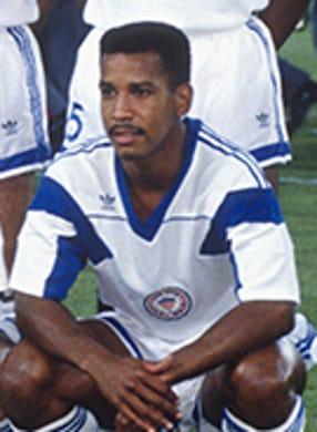 Jimmy Banks, soccer, 1964-2019