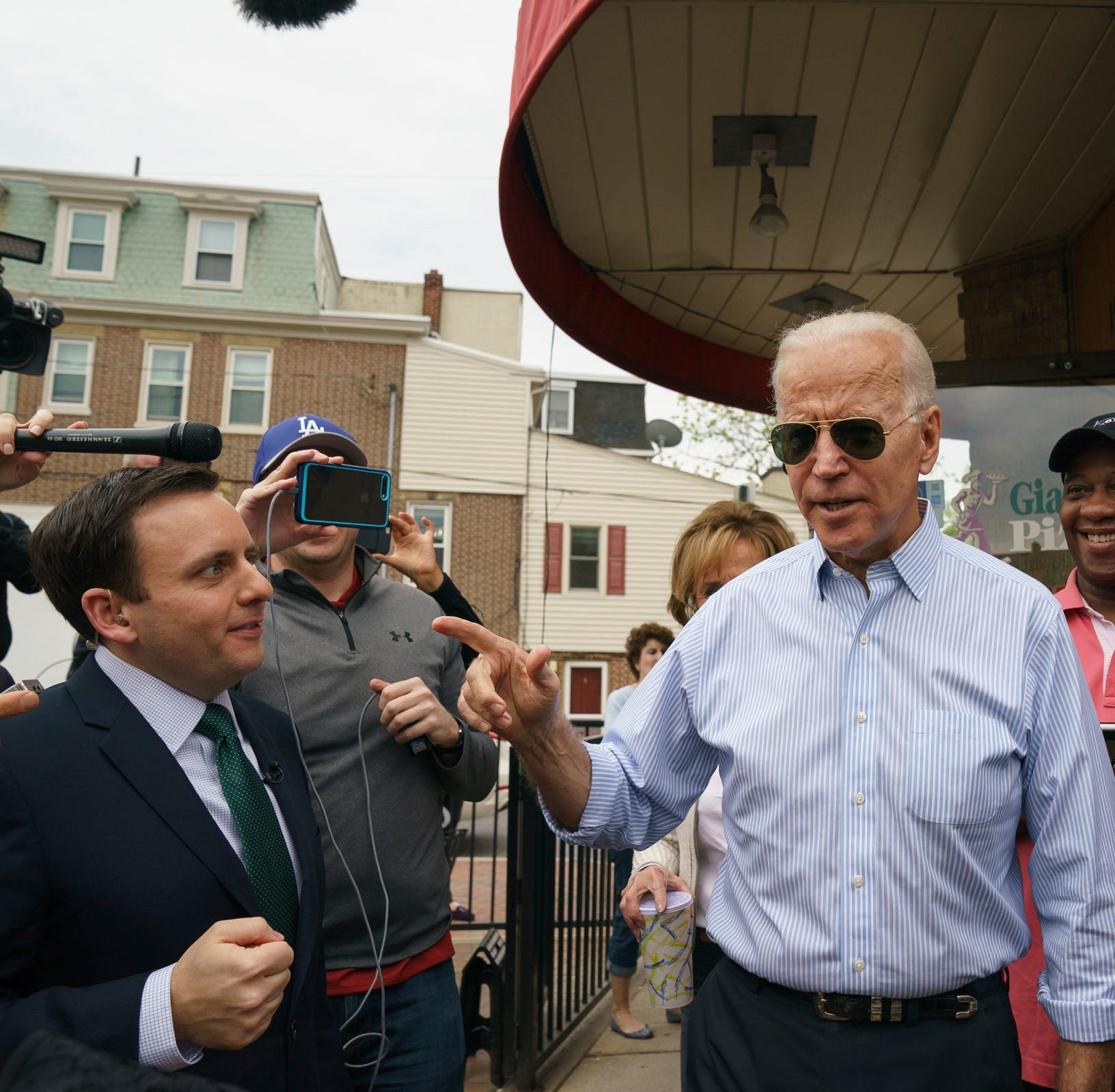 Candidate Tracker: Joe Biden comes to Iowa City Wednesday
