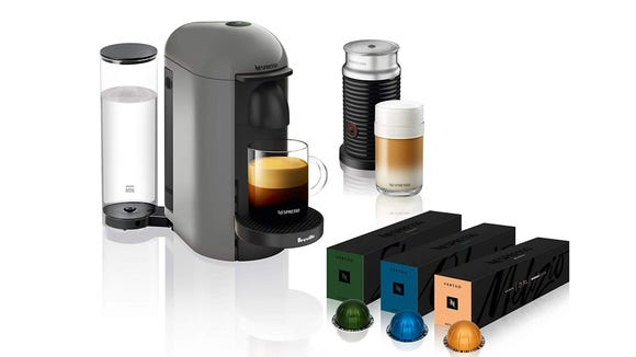 Get your coffee and espresso in one affordable bundle.