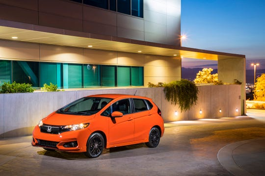 The Honda Fit subcompact hatchback is one of the best cars for teens, according to Consumer Reports.