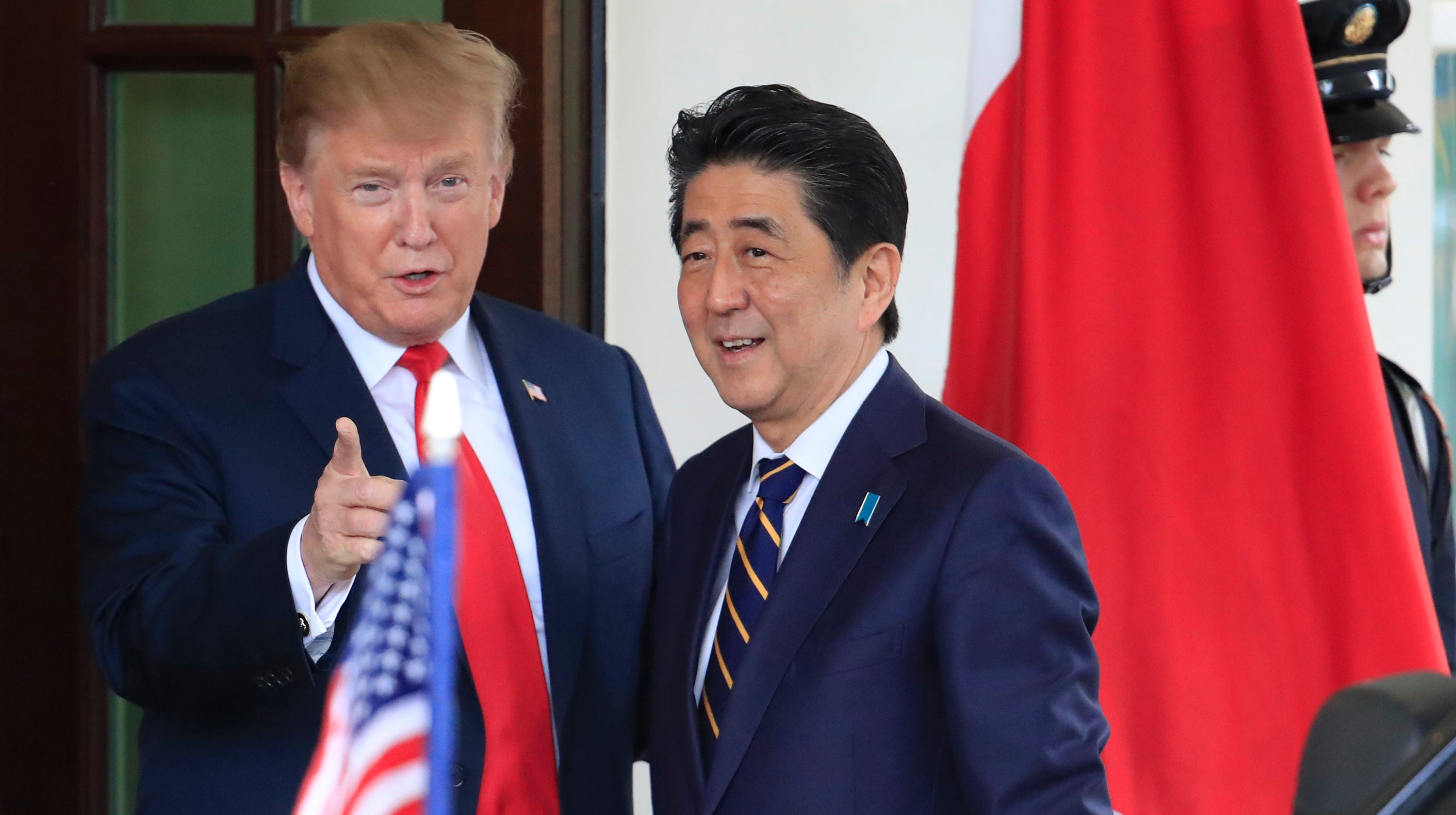 Trumps in Japan, record Southeast heat, Indianapolis 500: 5 things you need to know this weekend
