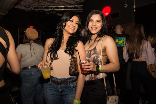 Locals partying at Porta Nightclub. Friday, April 26th, 2019, in Asbury Park, New Jersey. (Contributor:  EvaJo Alvarez)