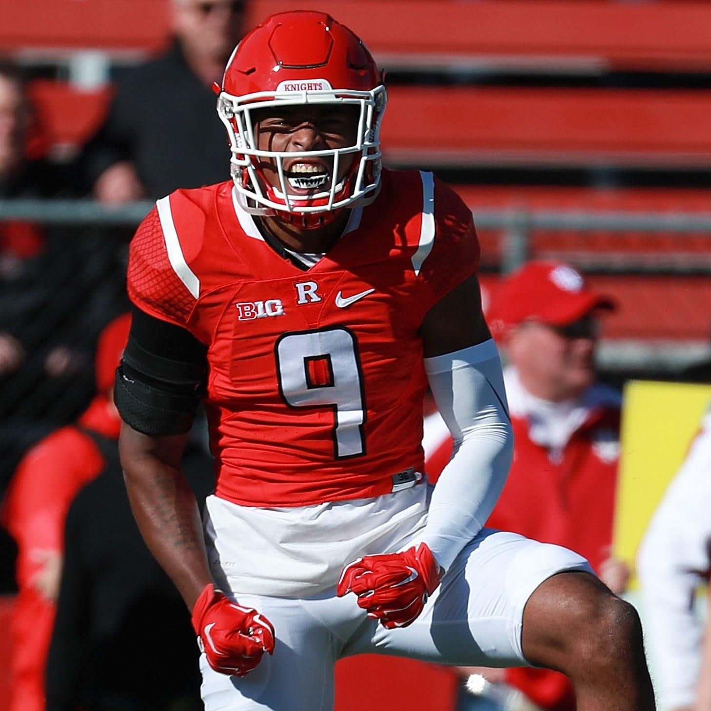 2019 NFL Draft: Rutgers' Saquan Hampton selected in sixth round by Saints