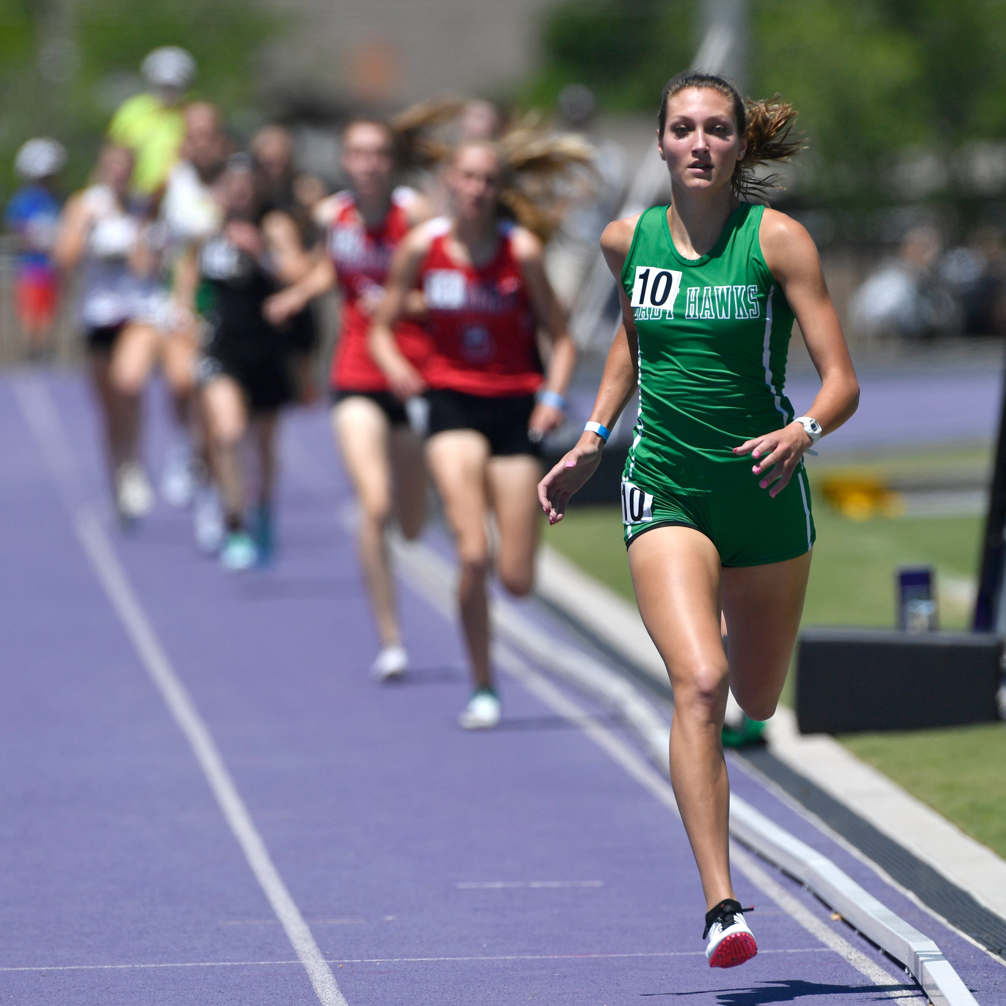UIL STATE TRACK: Wall quartet of super seniors makes memories on and off track in Austin