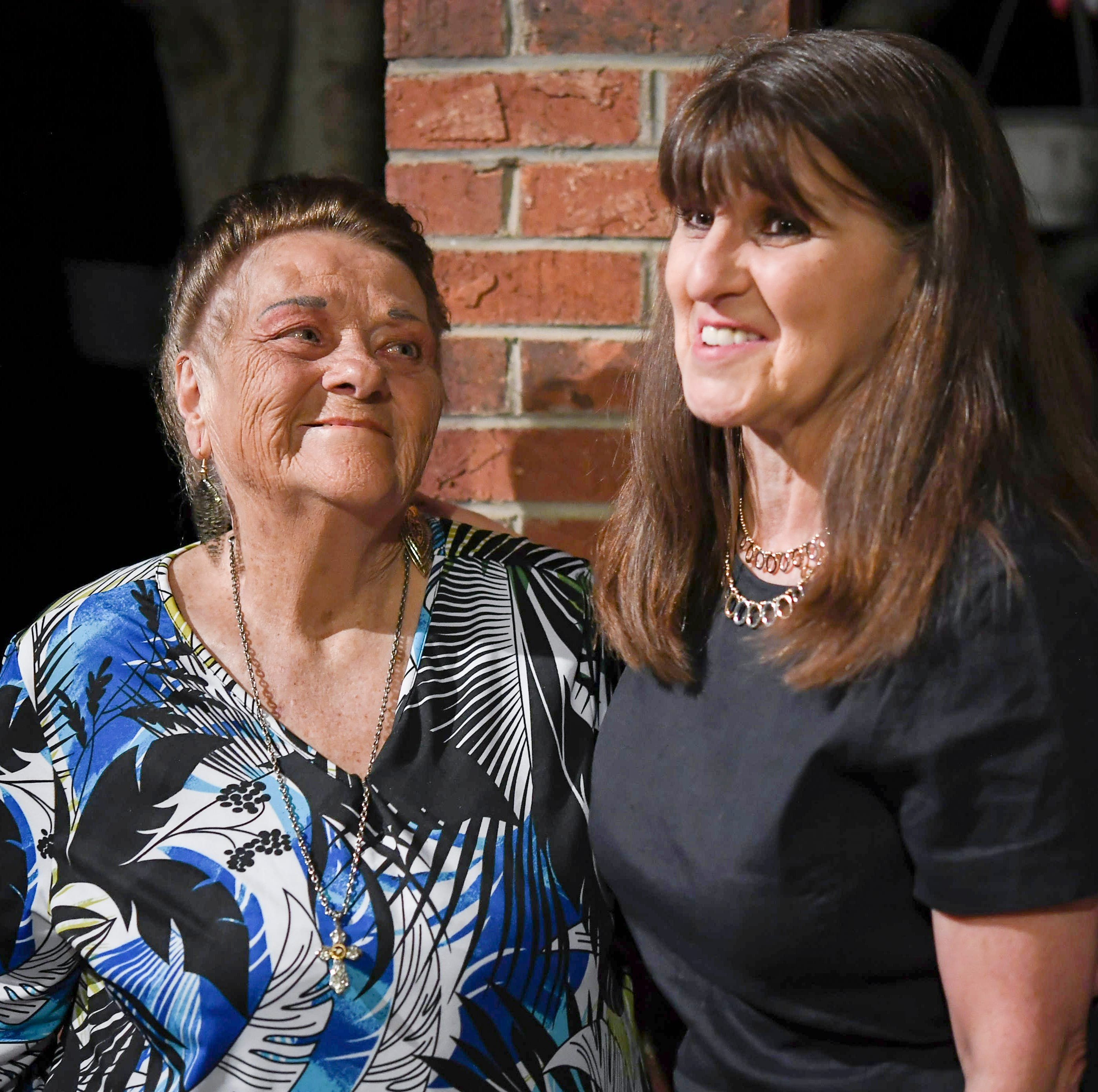 'I didn't think I'd ever see her again': Mother reunites with daughter given up 60 years ago