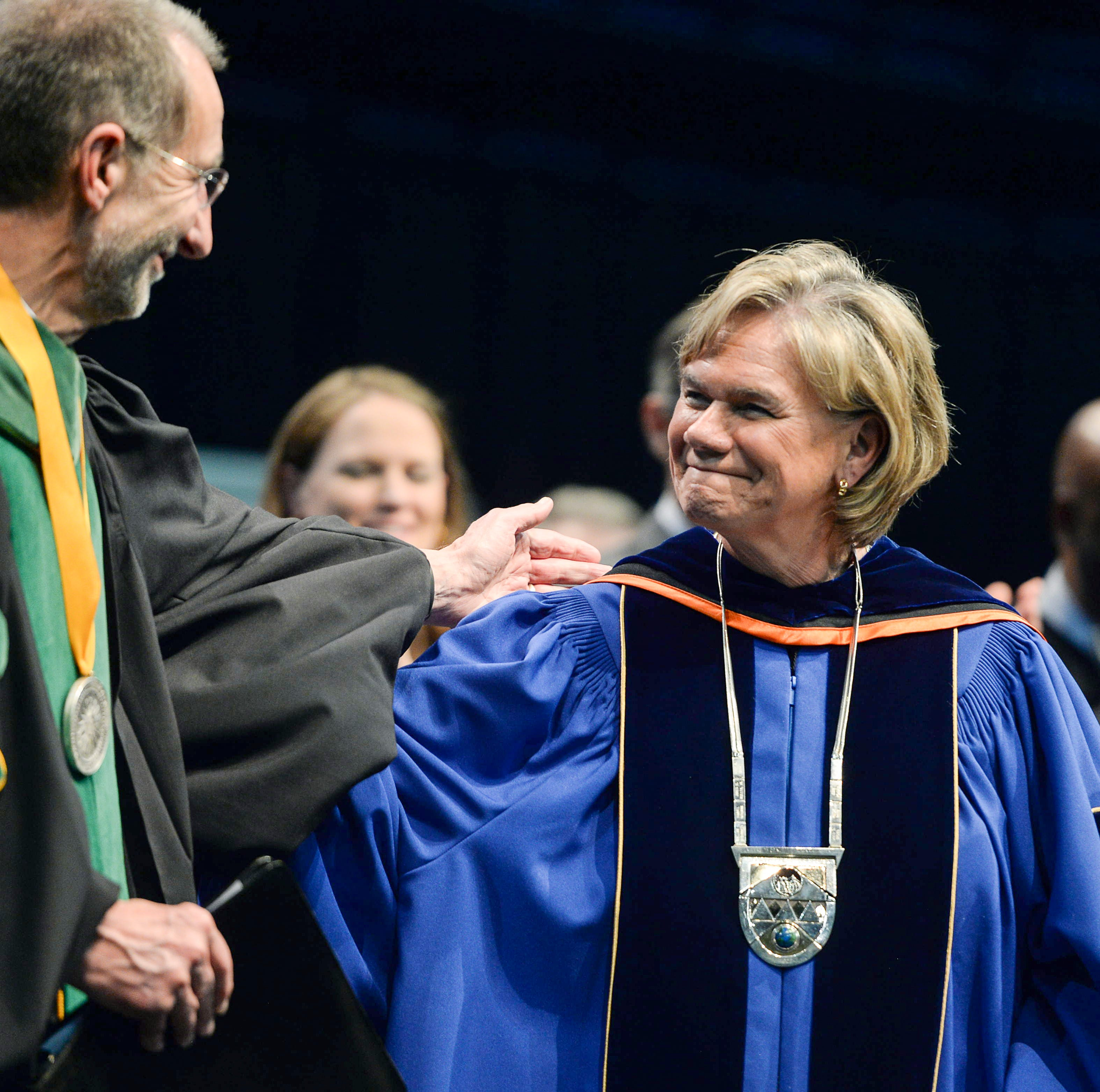 Nancy J. Cable installed as UNCA's eighth chancellor