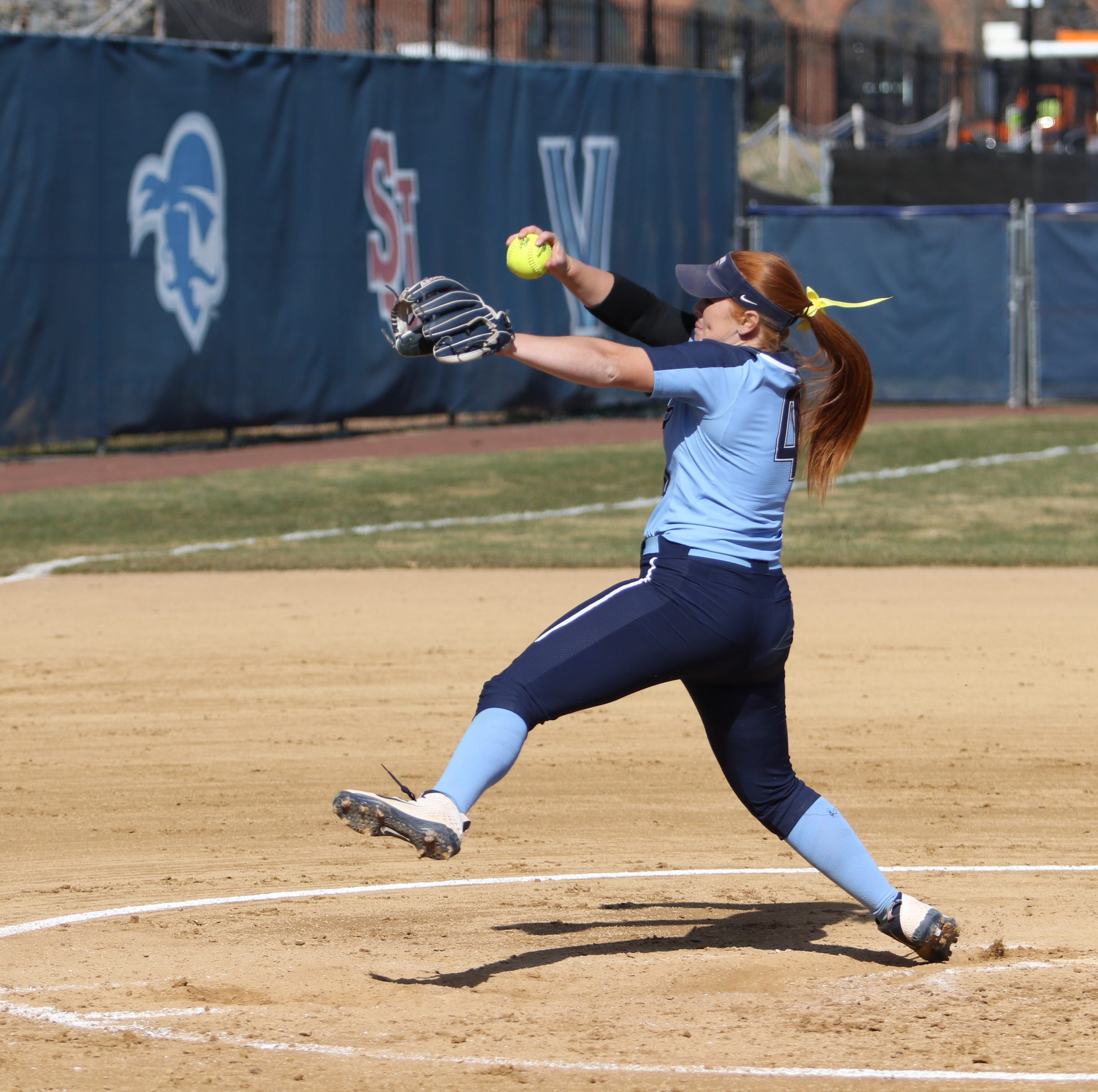 Binghamton grads Orchard, Rauch have Villanova softball moving in right direction