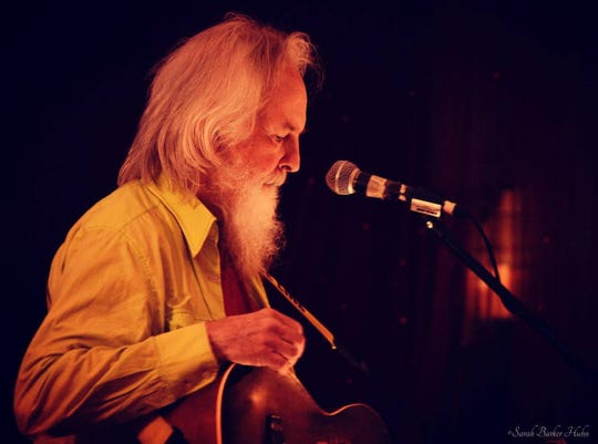 Singer-songwriter Gurf Morlix performs May 4 at the Treehouse Cafe on Bainbridge Island.