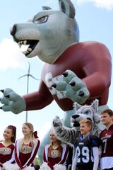 South Kitsap High School held a signing ceremony for middle school players on Saturday at Kitsap Bank Stadium in Port Orchard.