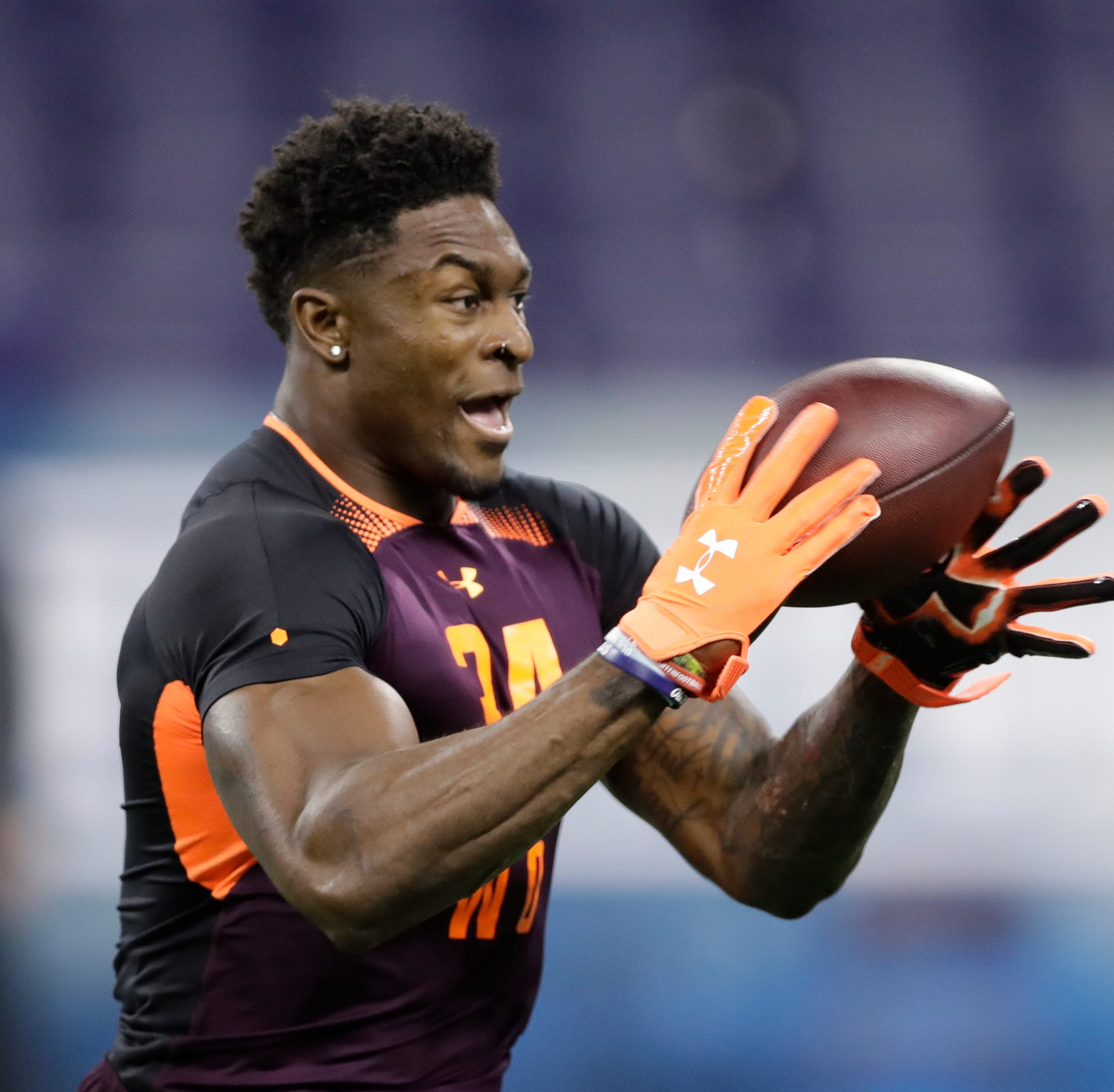 Seahawks land big receiver on Day 2 of NFL Draft