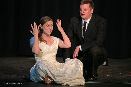 """""""Theatre Fest '19"""" will take place on Saturday, May 4, and Sunday, May 5 starting at 11:30 on both days, at Playhouse 22 in East Brunswick. Photo isfrom Theater Fest '16."""