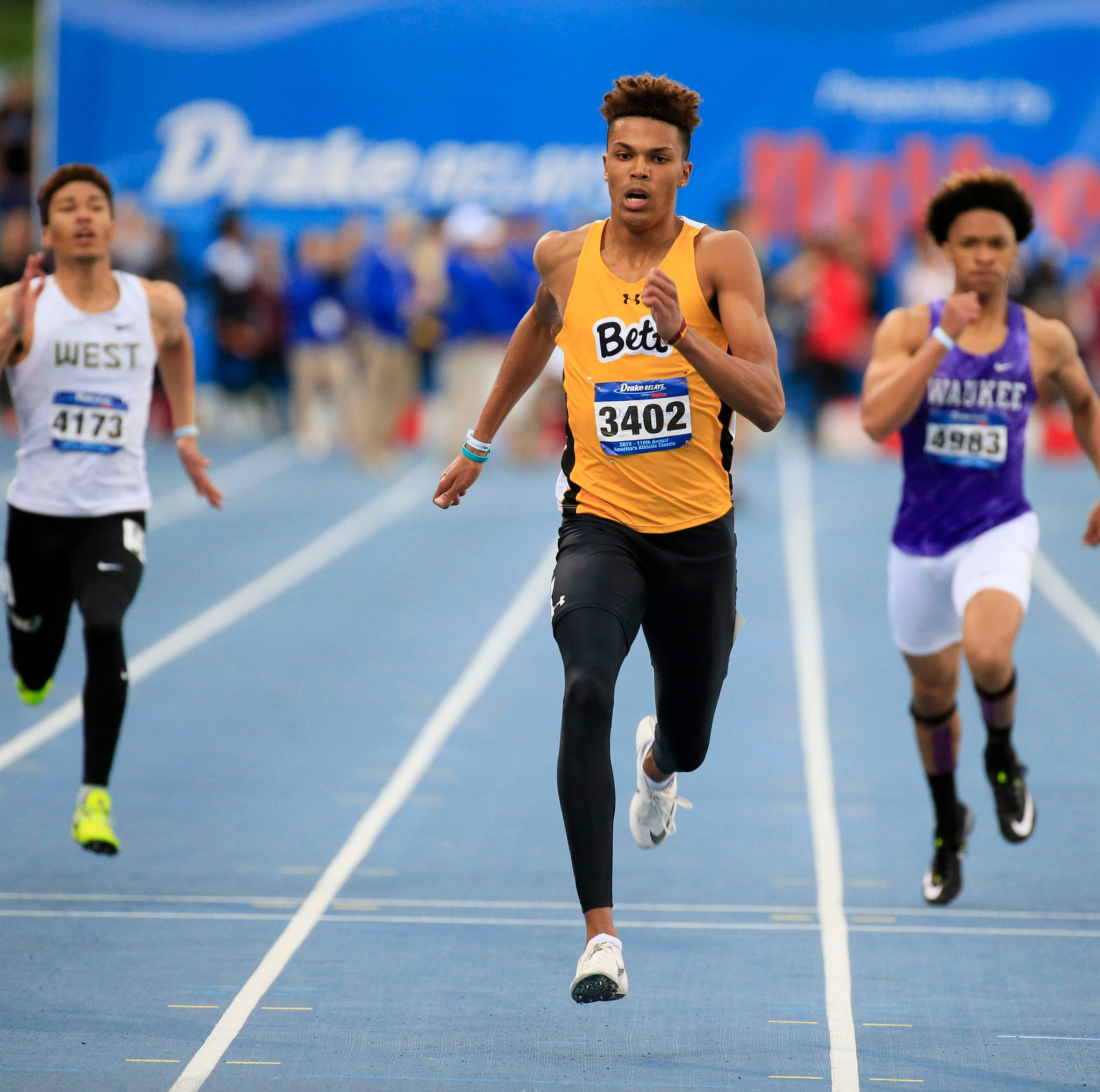 Storylines to follow, names to watch at the 2019 Iowa boys' state track meet