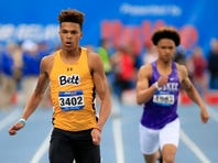 Darien Porter, Carly King win Drake Relays' first high school 400-meter dash
