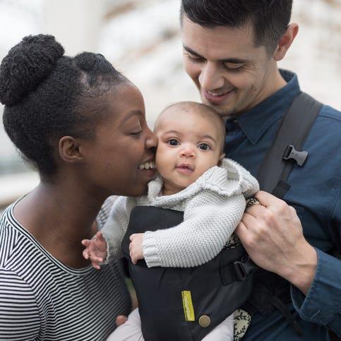 New mom feels pressure of multiple Mother's Day festivities