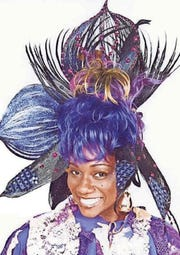 The late Veronica Forbes design.