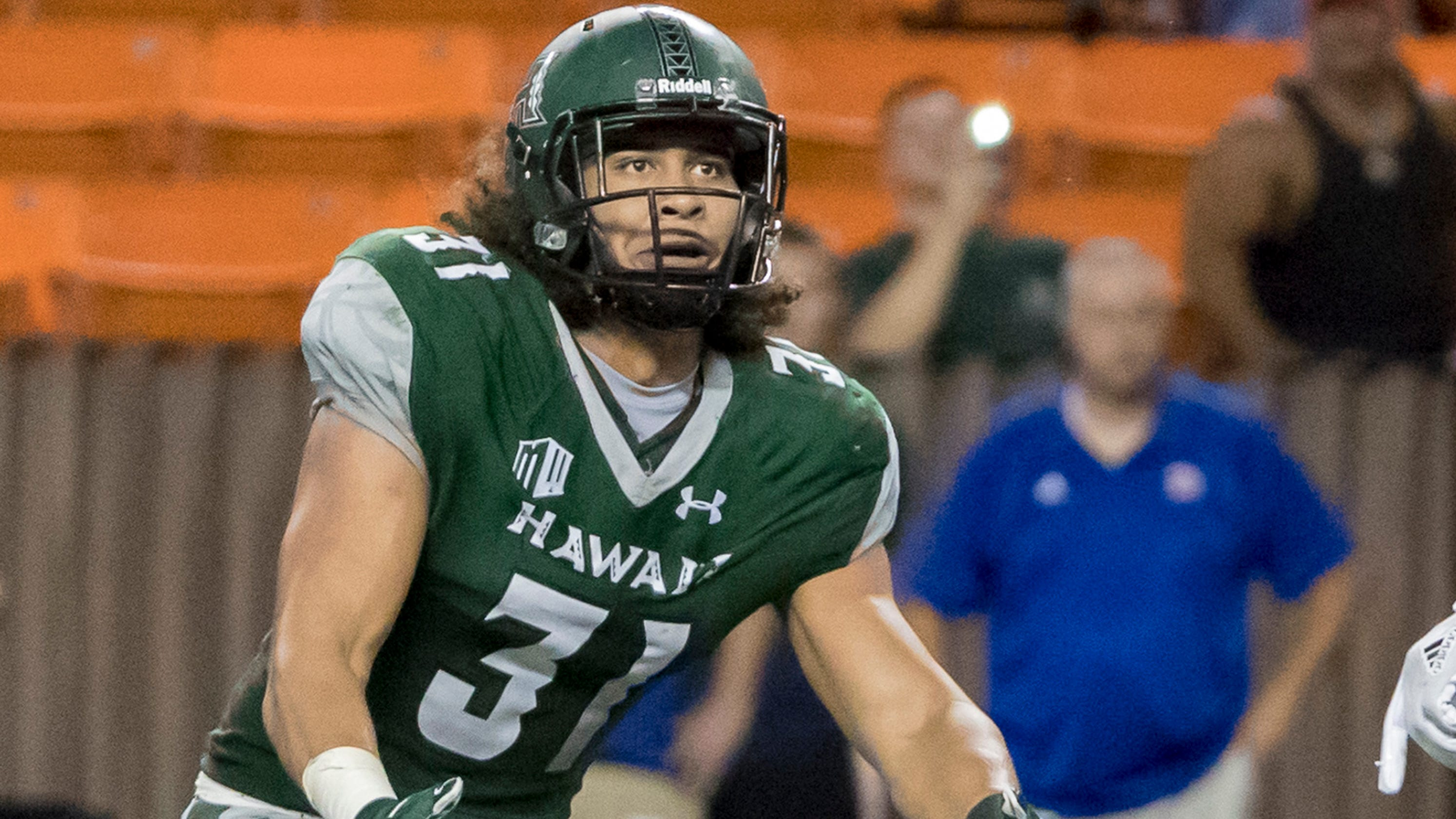 Detroit Lions Take Hawaii LB Jahlani Tavai In Second Round
